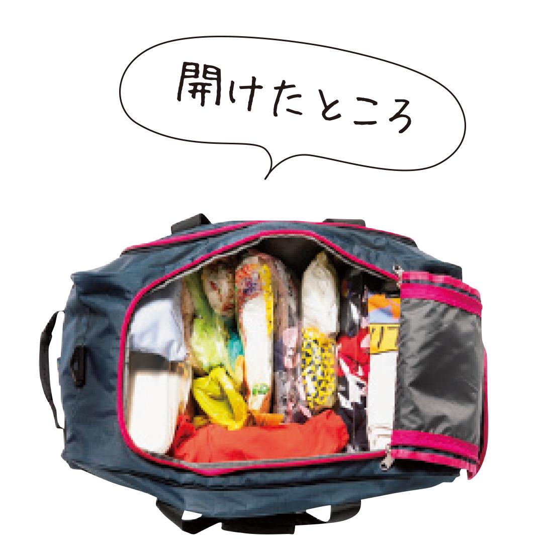 ノンノ専属読モ・カワイイ選抜の夏合宿のパッキングの極意☆_1_3