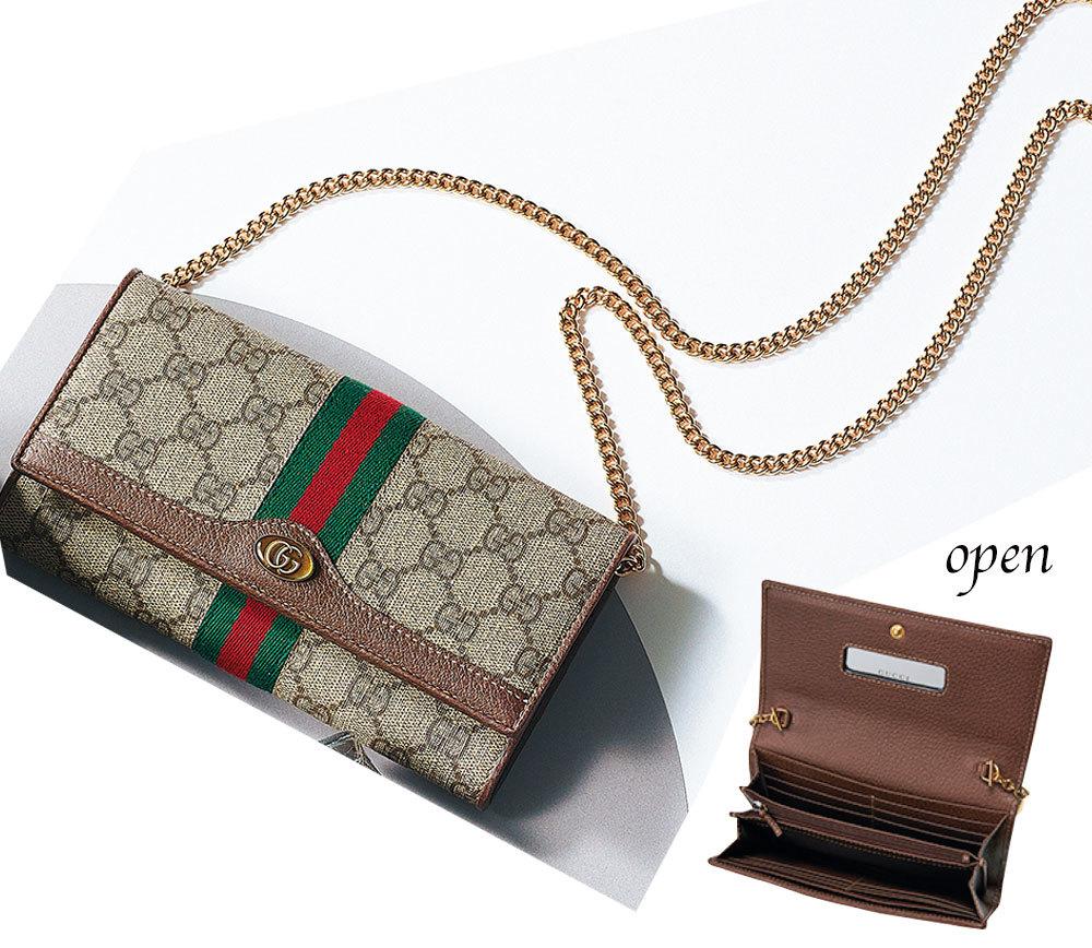 新しいお財布で幸運を呼び込みたい! とにかくコンパクトにまとめたい人には「お財布バッグ」が便利_1_1-1