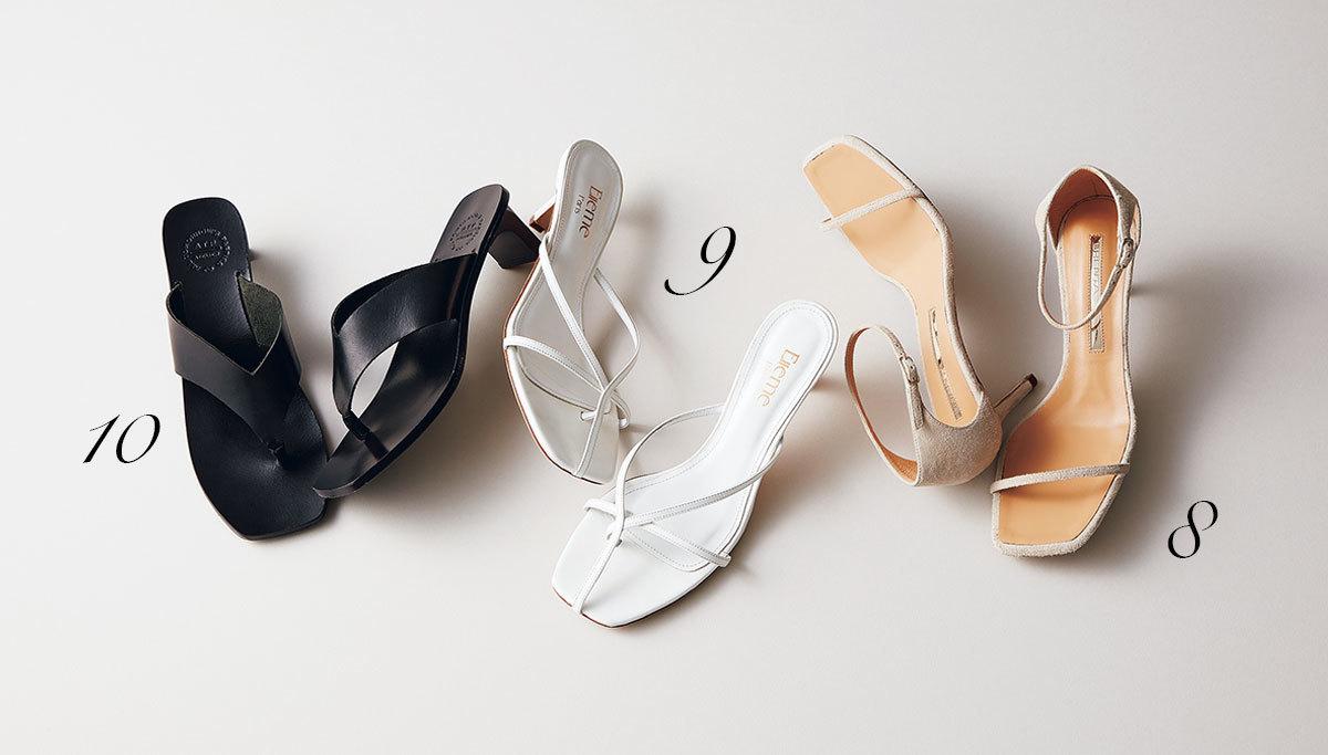 ■Chaos カオス エッジのきき具合がちょうどいい〝使える〞トレンド靴が豊富