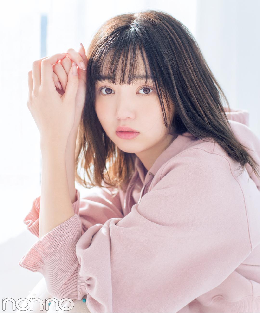 江野沢愛美、Seventeenを卒業してnon-no専属モデルに! 【初めまして、まなみん♡】_1_1