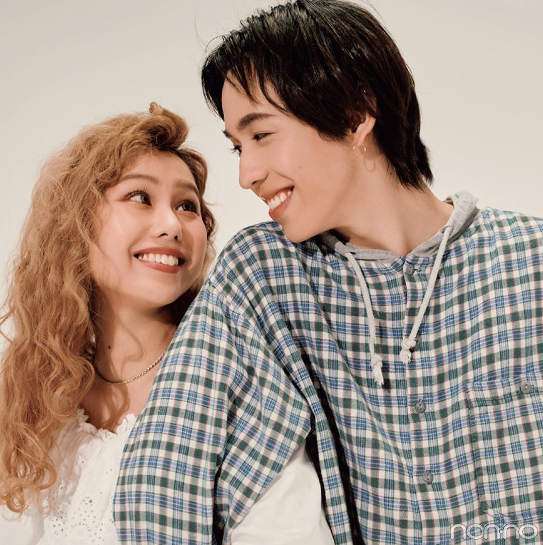 Photo Gallery|ぺこ&りゅうちぇるの微笑ましすぎる夫婦ショット公開!_1_2