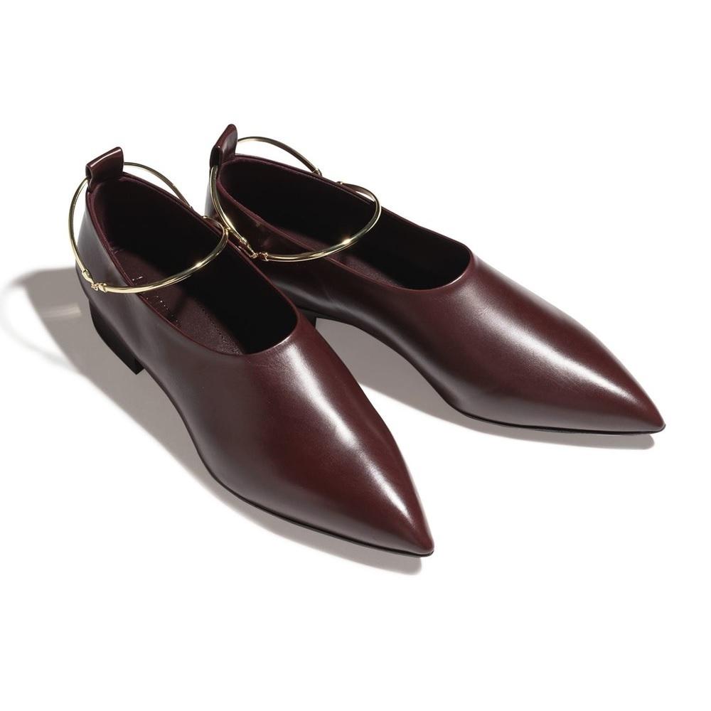 ファッション ジル サンダーの靴