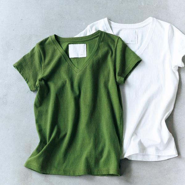 エクラ世代ブランドならかゆいところに手が届く、頼れる逸品Tシャツ7_1_1-6