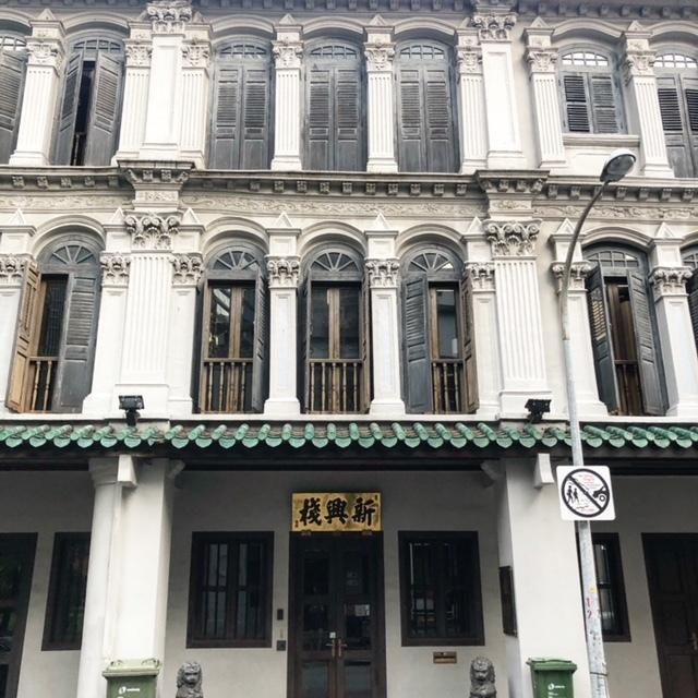 弾丸出張最終章は安定のシンガポールで_1_1-2