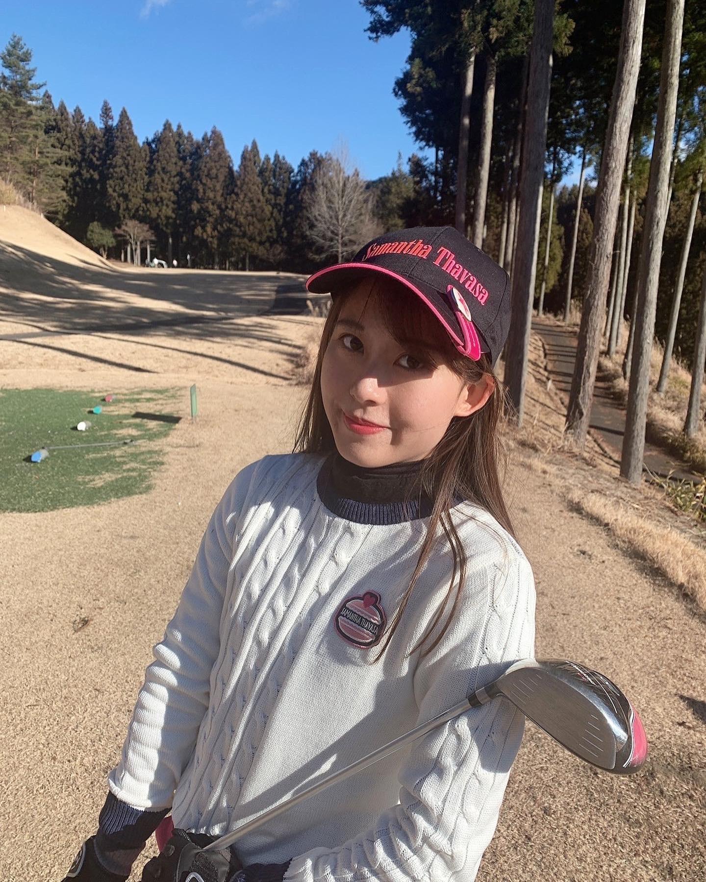 可愛いゴルフウェア紹介♡ソーシャルディスタンスで楽しめます_1_3