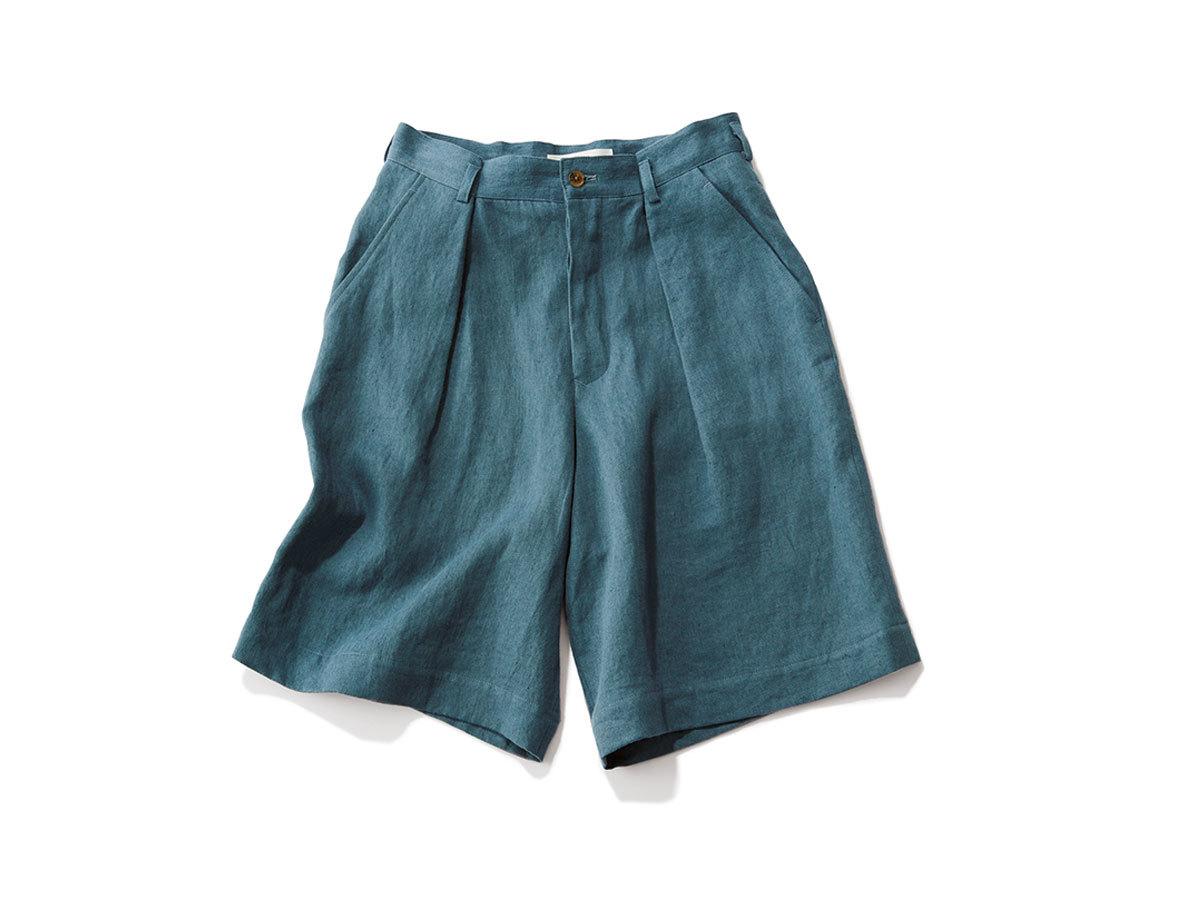 40代ファッション2019年夏のお買い物_seya.のハーフパンツ