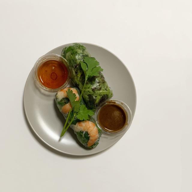 ビブグルマン獲得の代々木公園の大人気ベトナム料理店ヨヨナムで、ディナーセットをテイクアウトしてみました!_1_6-1