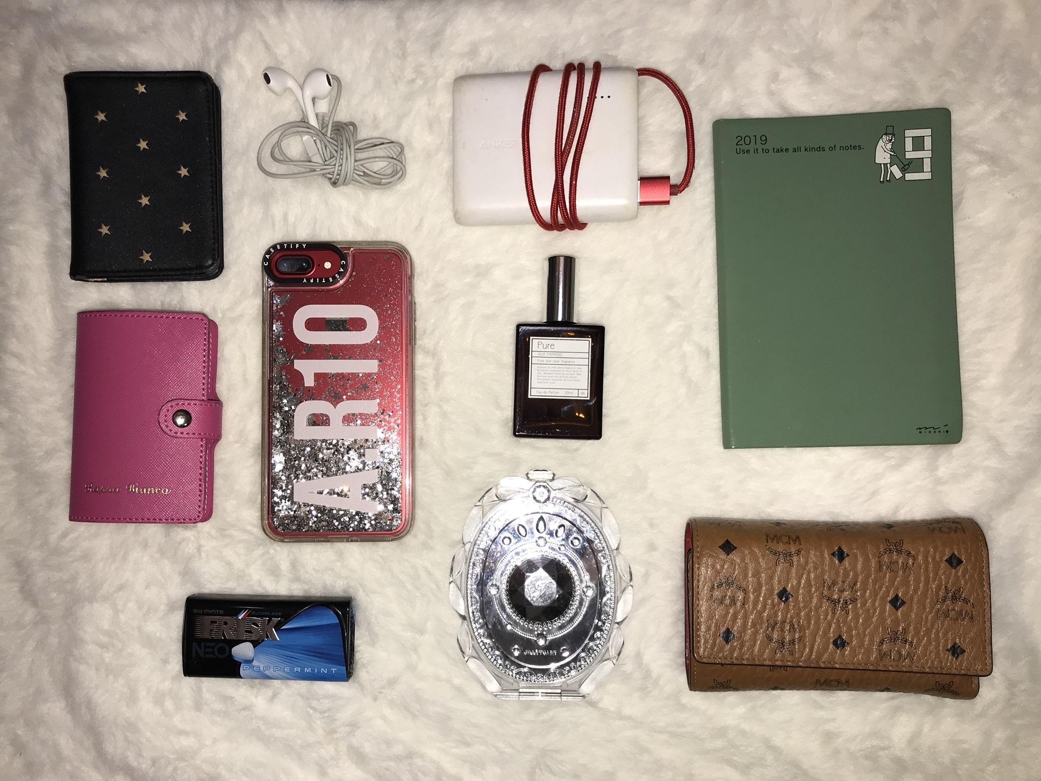 【カバンの中身】What's in my bag !?_1_4
