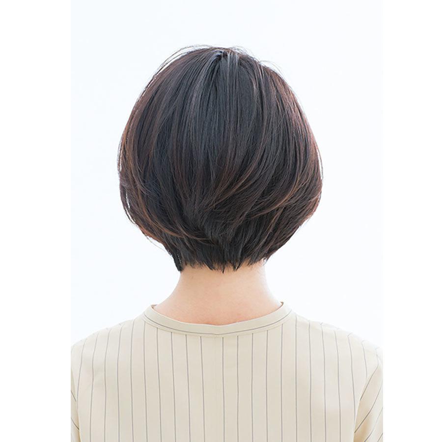 揺れる毛先と美フォルム。40代のためのショートヘアスタイル月間ランキングTOP10_1_26