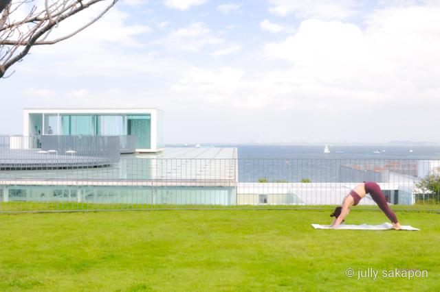 【さかぽんの冒険】空と海に癒される横須賀きっぷ❤️@横須賀美術館_1_18