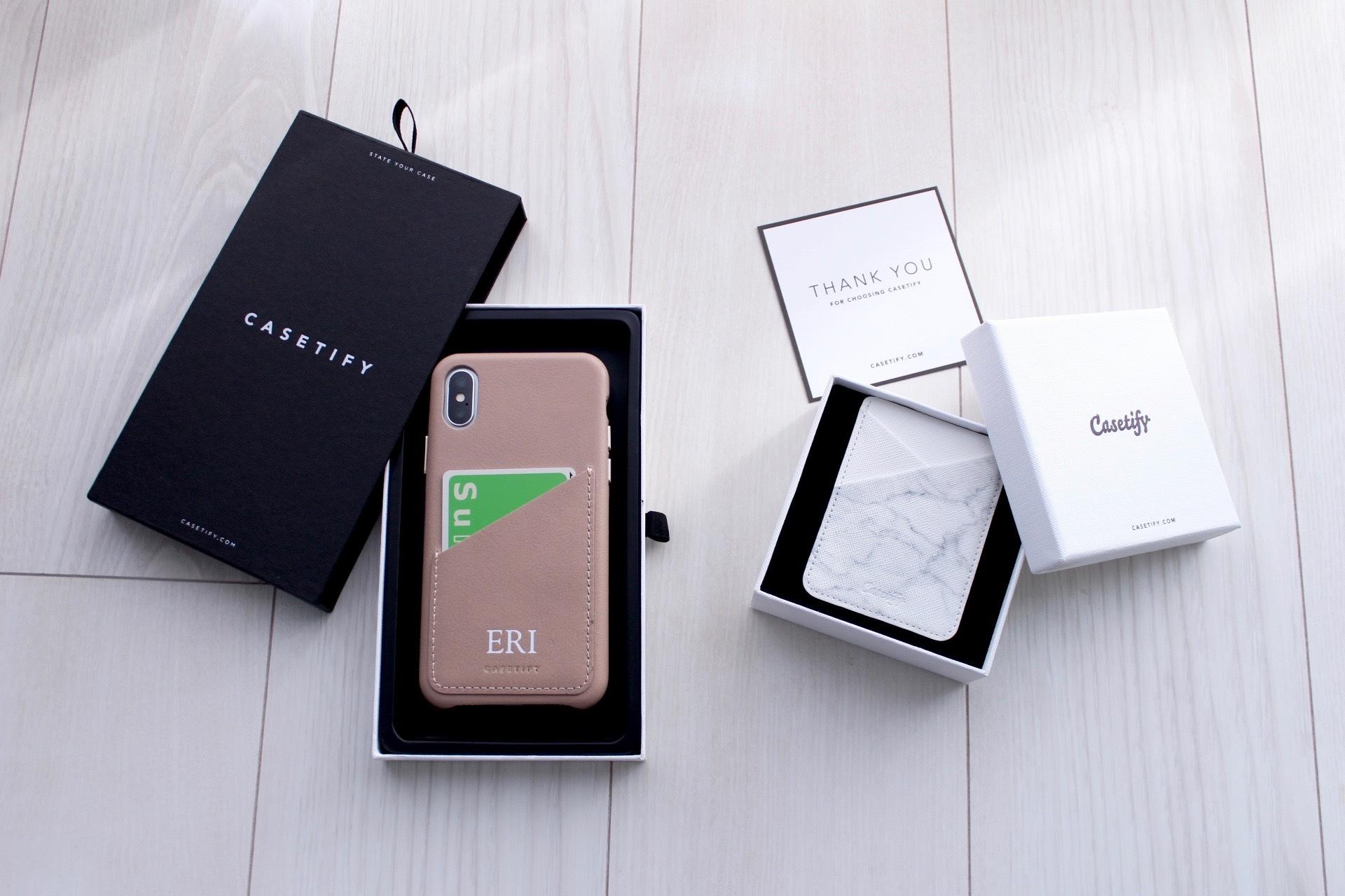 私もiPhoneX!そして新しい携帯ケース!_1_4