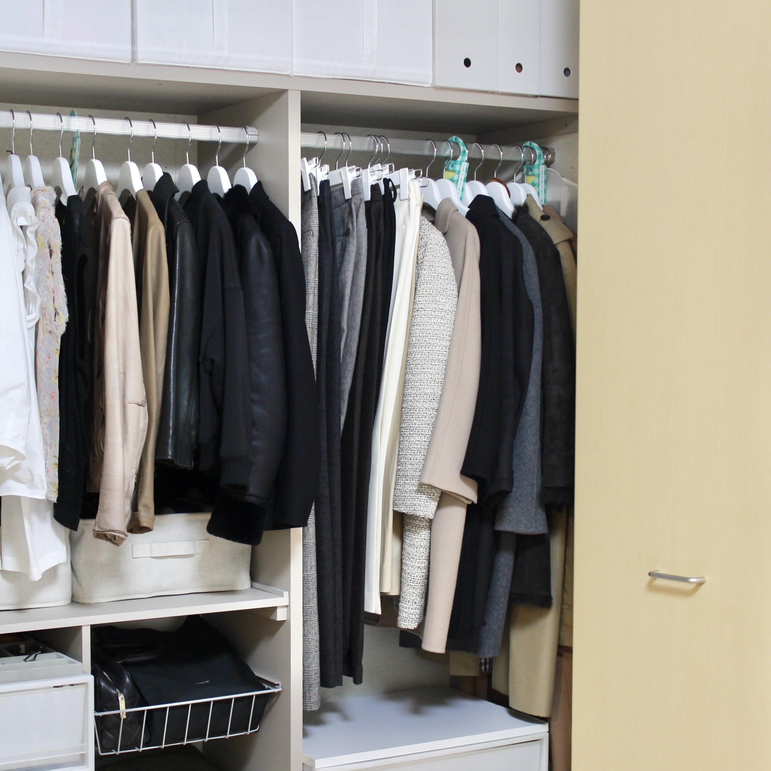 服を買わないチャレンジ始めました!_1_1