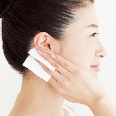 正しい耳の洗い方