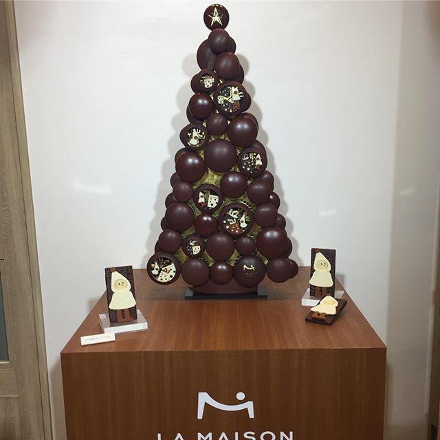 ラ・メゾン・ドゥ・ショコラのクリスマスシーズン限定ショコラがかわいすぎる♡_1_3