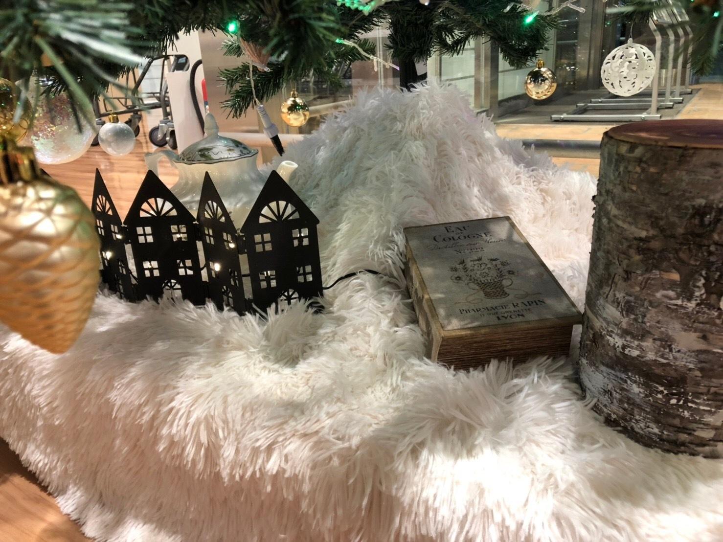 クリスマスツリーはニトリの製品で作ろう!_1_2-2