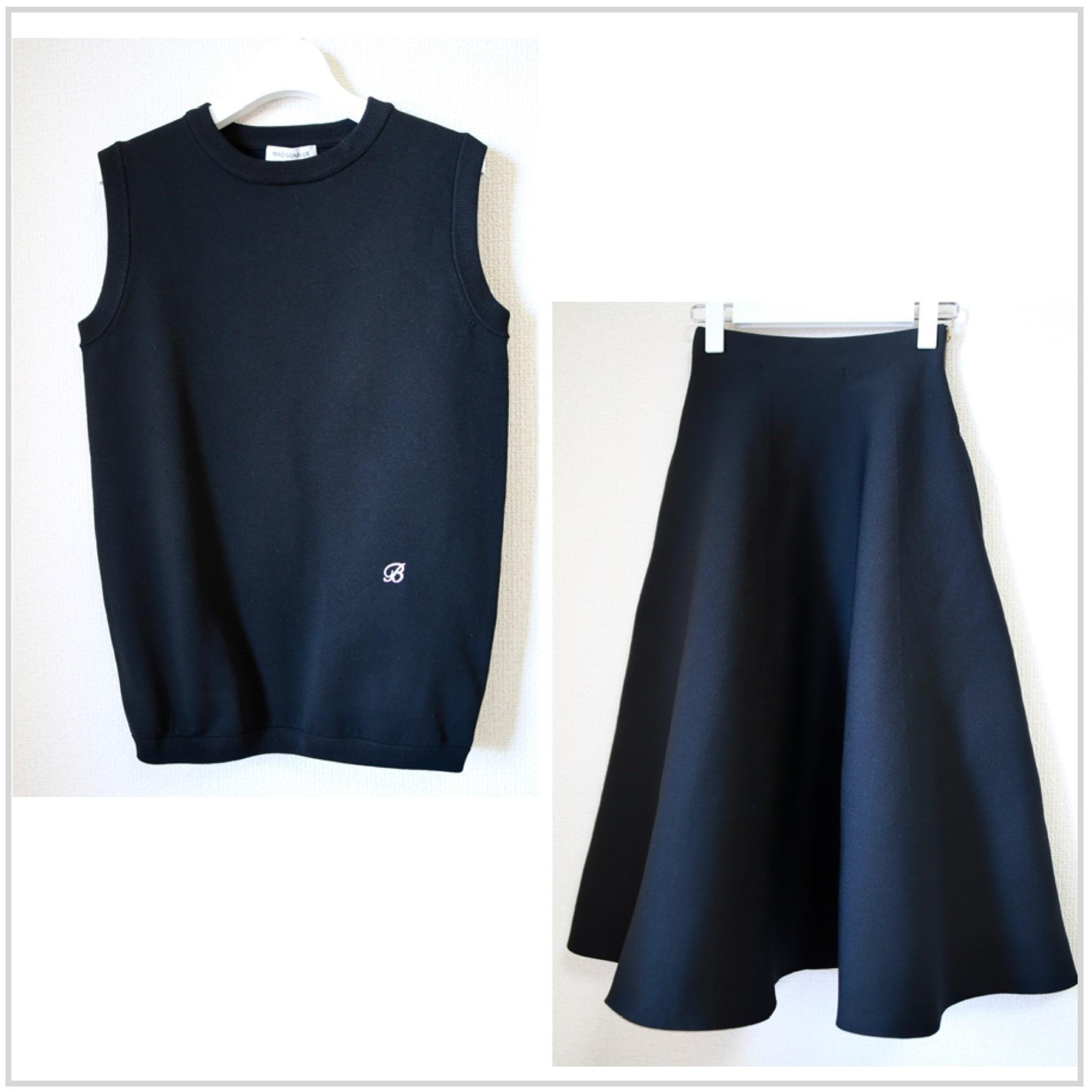 【真夏こそ映える黒コーデ】重たく見えず、シックに決まるアラフォーの黒コーデまとめ|40代ファッション_1_15