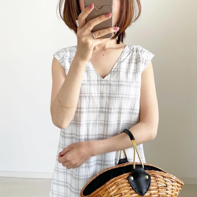 着るだけ1秒で可愛い♡大人マキシワンピース【tomomiyuコーデ】_1_1