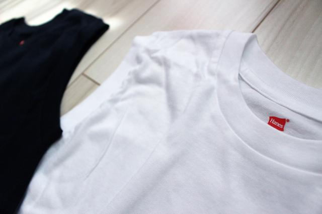『Hanes』×『BIOTOP』ノースリーブTシャツで真夏を乗り切る♪_1_2
