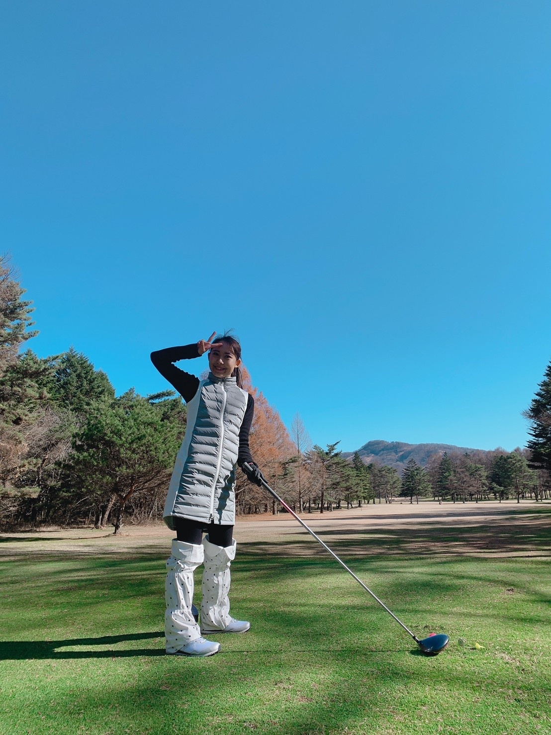 可愛いゴルフウェア紹介♡ソーシャルディスタンスで楽しめます_1_5