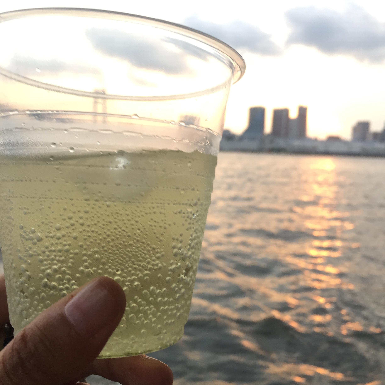 日本茶とアロマと音楽と東京湾と♡_1_4-2