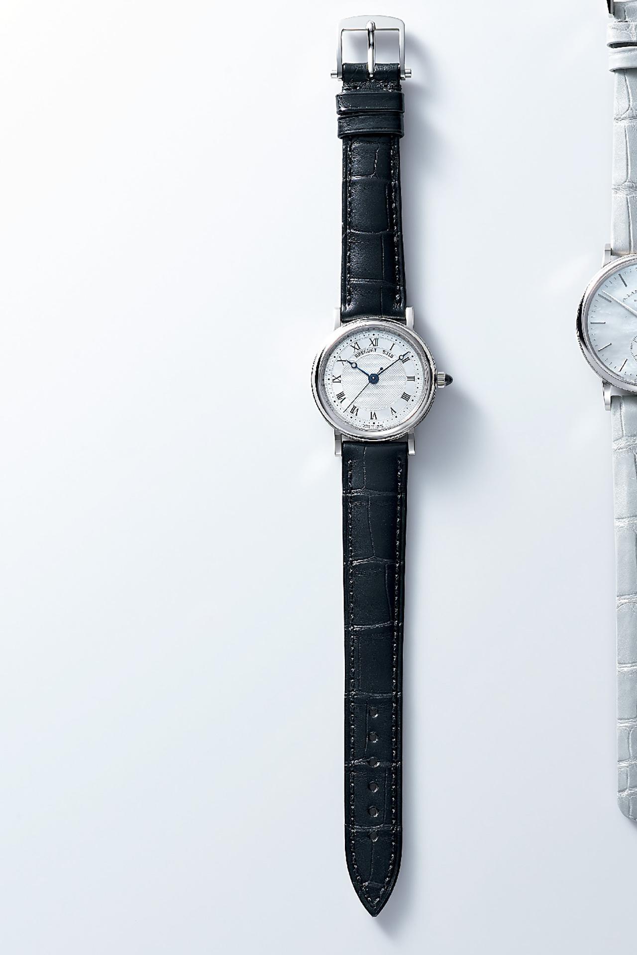 ビジネス服には本格派時計と女らしい時計を効かせて 五選_1_1-5