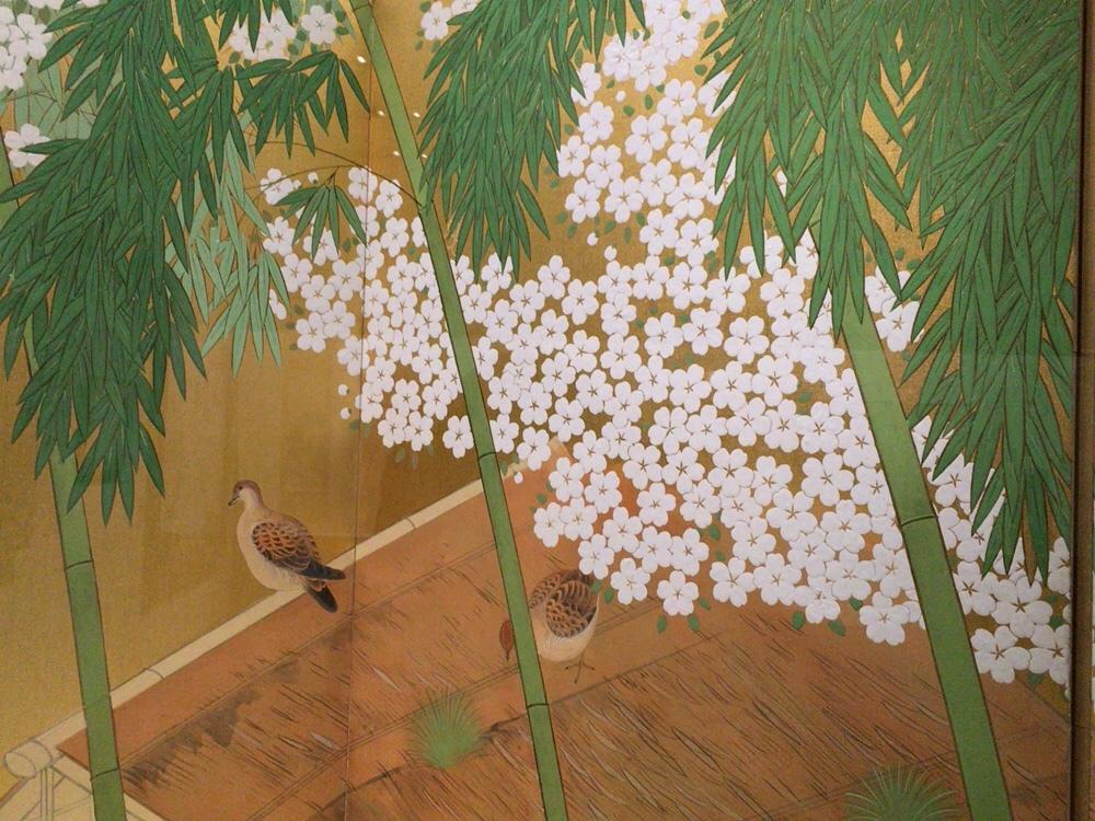 東京都内はすでに葉桜状態ですが・・・。 美術鑑賞とお花見セット_1_2-1