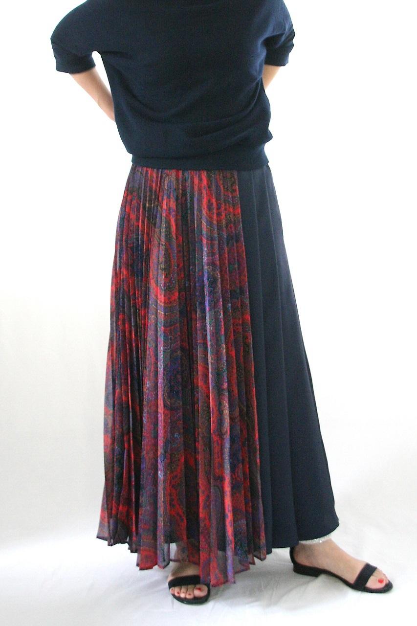遊び心のあるミュラーオブヨシオクボのロングスカート【SHOP Marisol】_1_2