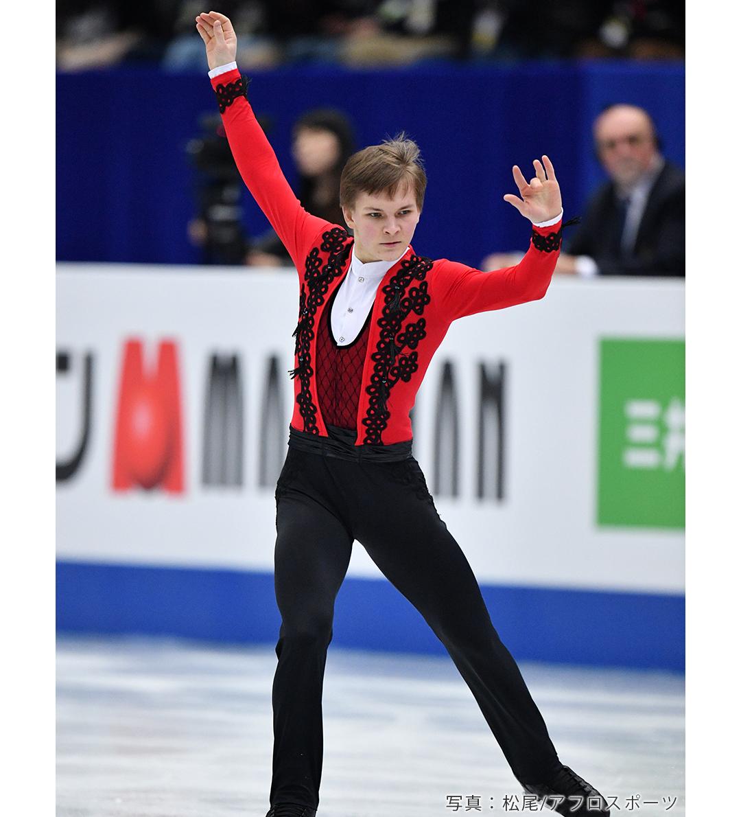 世界中から氷上のイケメンが集結! フィギュアスケート男子フォトギャラリー_1_47