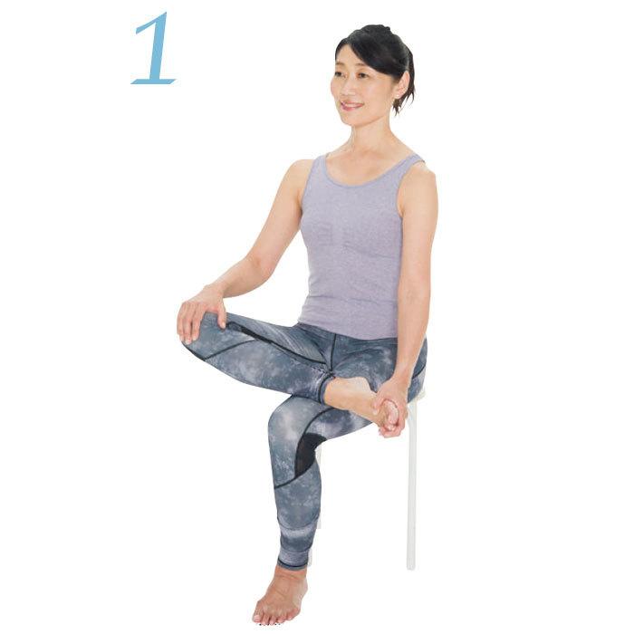 骨盤をしなやかにする方法2:骨盤調整エクササイズのやり方1