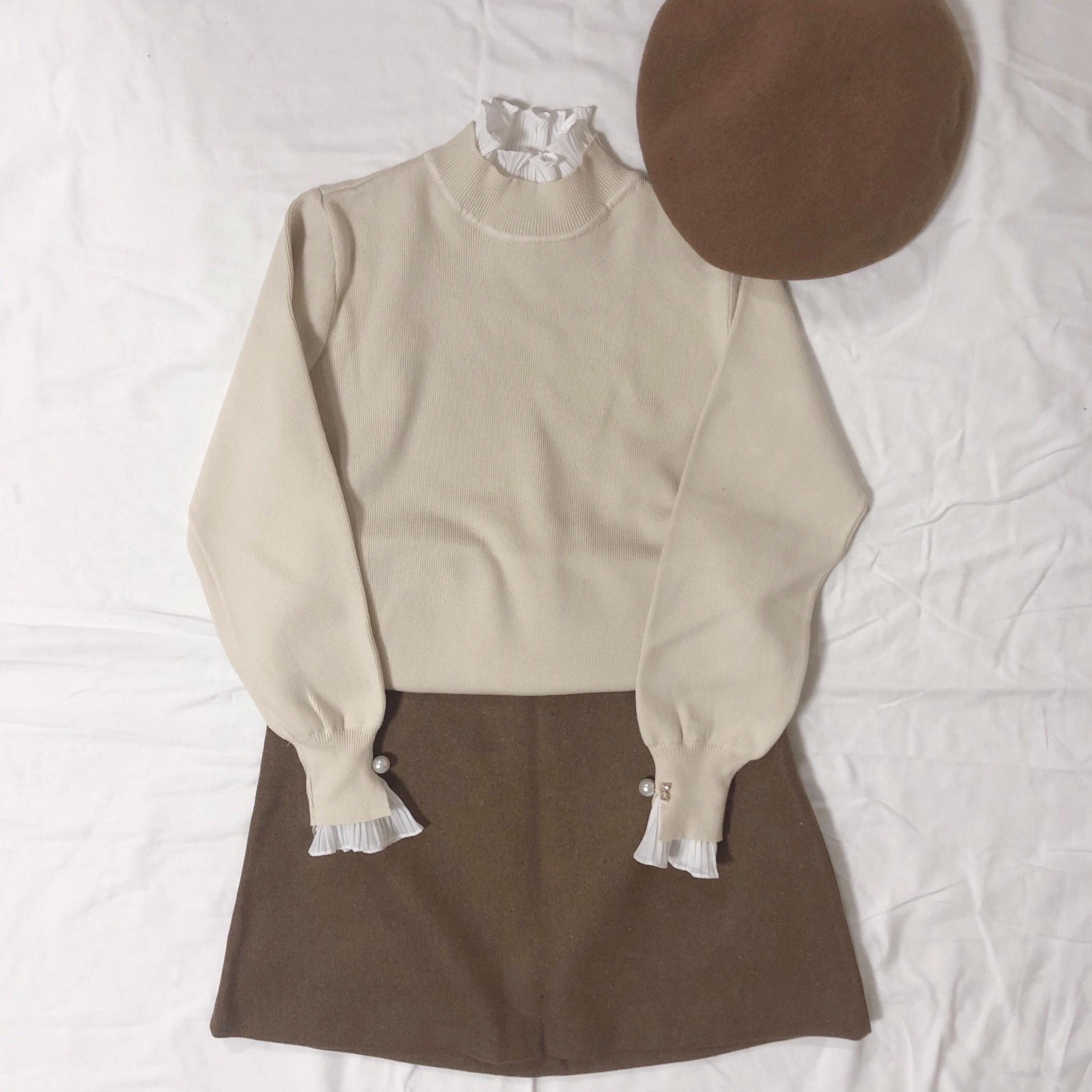新作の冬服大量購入!モテコーデ紹介♡_1_4-1