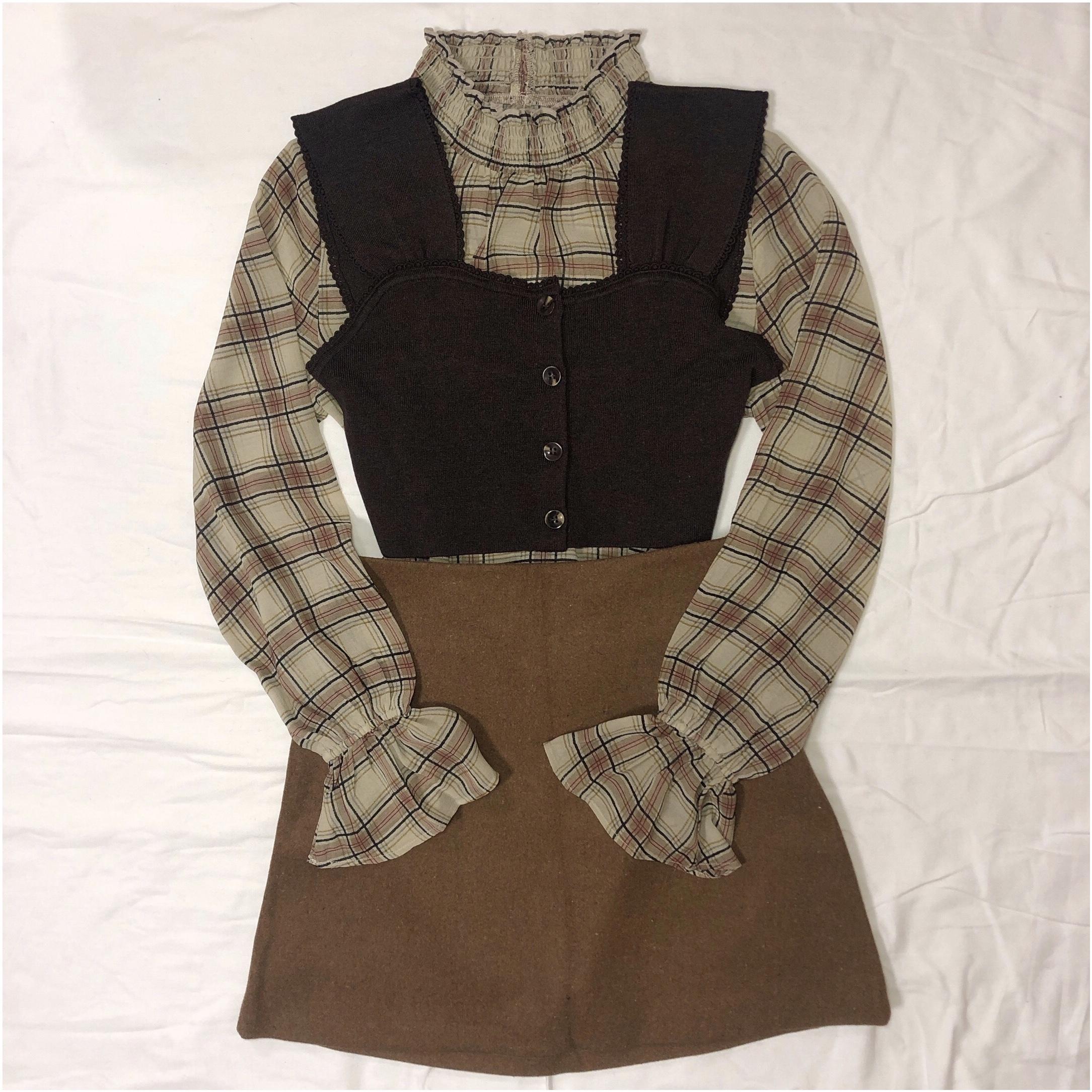 新作の冬服大量購入!モテコーデ紹介♡_1_3-2