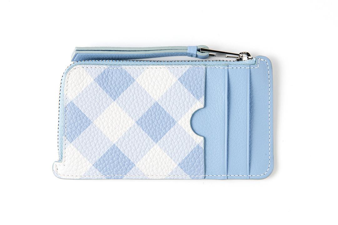 新しいお財布は、ロエベのギンガムチェックシリーズで決まり!【20歳の記念】_1_2-5