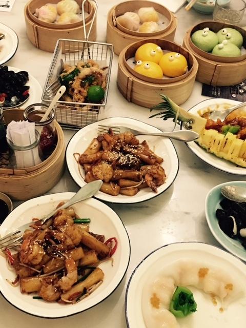 可愛すぎる香港最旬飲茶♡ _1_3