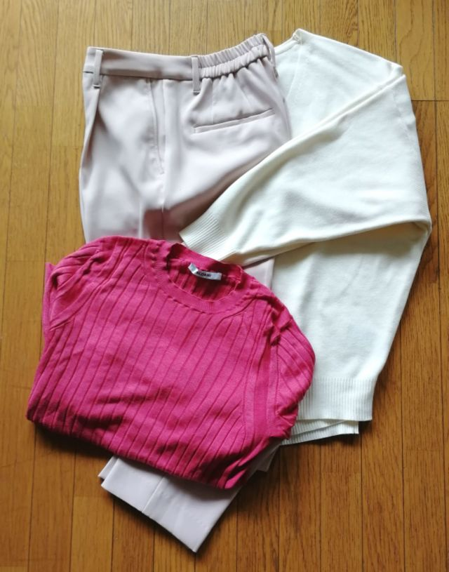 knit:IENA(white)