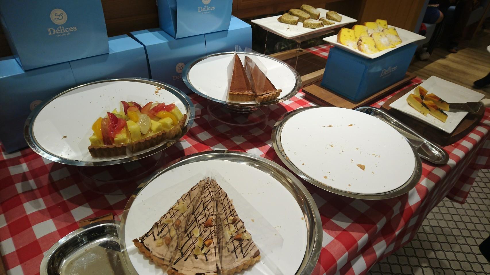 タルト食べ放題の「デリスタルト&カフェ」_1_3-1