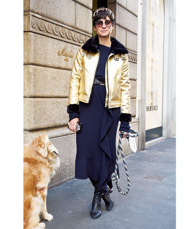 「女っぷりスカート」は辛口仕上げが正解【ファッションSNAP ミラノ・パリ編】_1_1-1