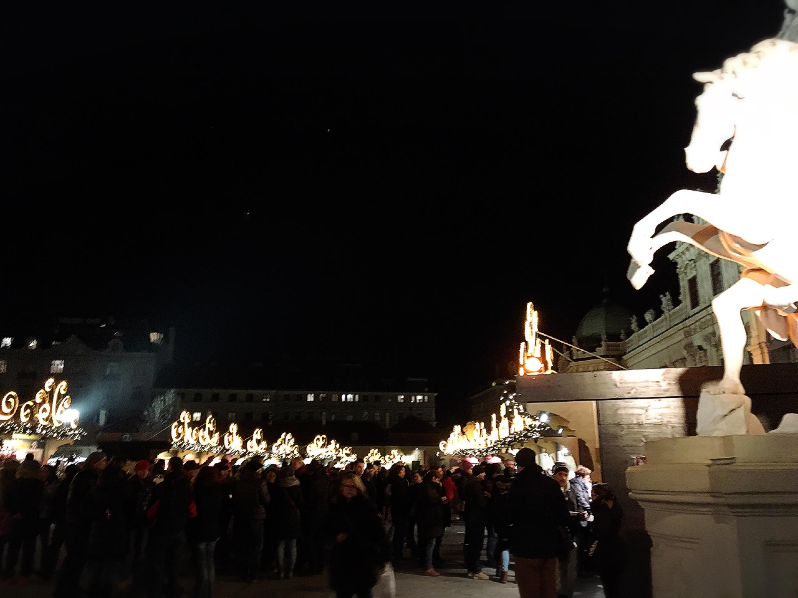 ベルベデーレ宮殿のクリスマス_1_5