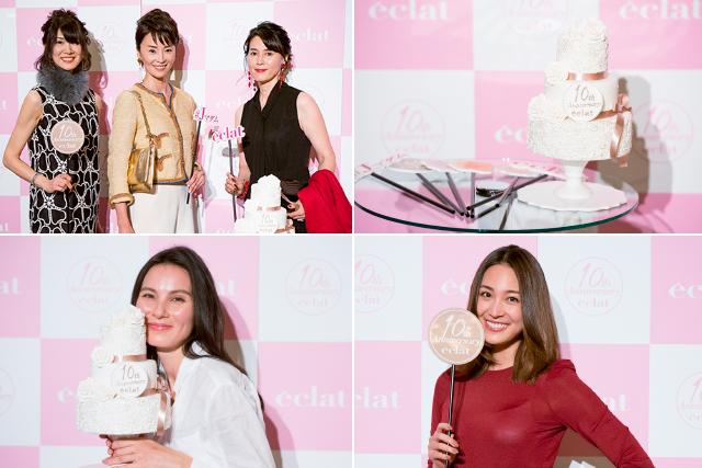 エクラ10周年イベント「Jマダム パーティ」が盛大に行われました!_1_1-2