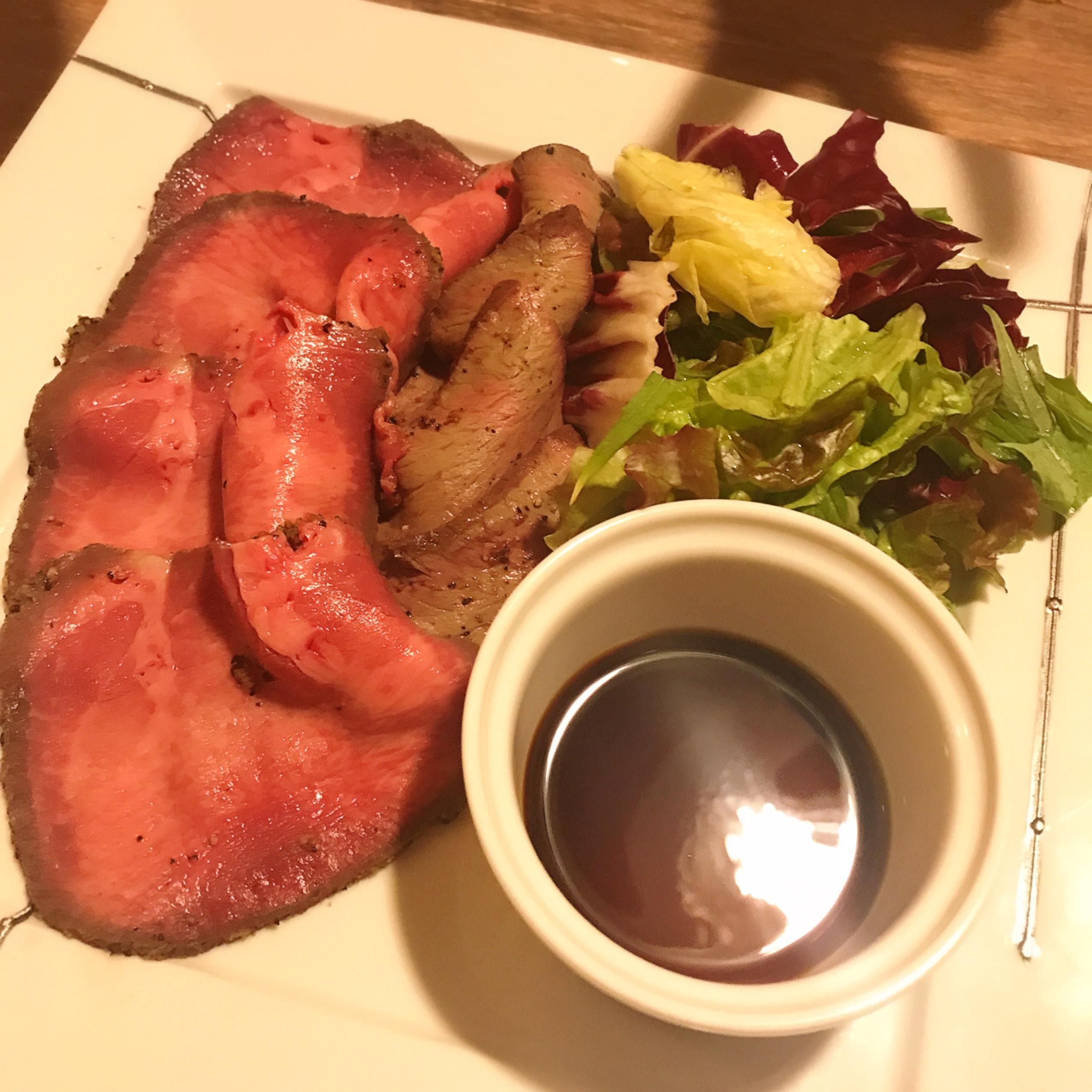 【肉割烹バルって‥‥?!】 京都で食べる肉料理\( ・ω・)/_1_3