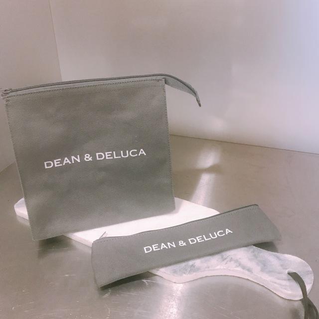 DEAN&DELUCAランチバッグとカトラリーケース♡_1_1