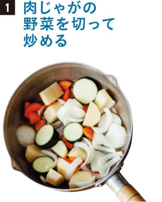 ワンポットで楽ちん美味しいごはん☆ベストレシピ4_1_3-1