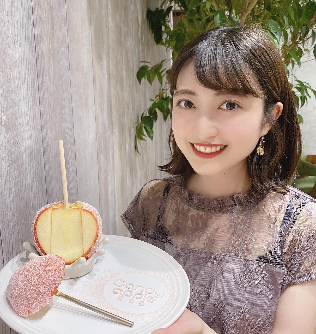 【代官山】感動するほど美味しいりんご飴_1_3