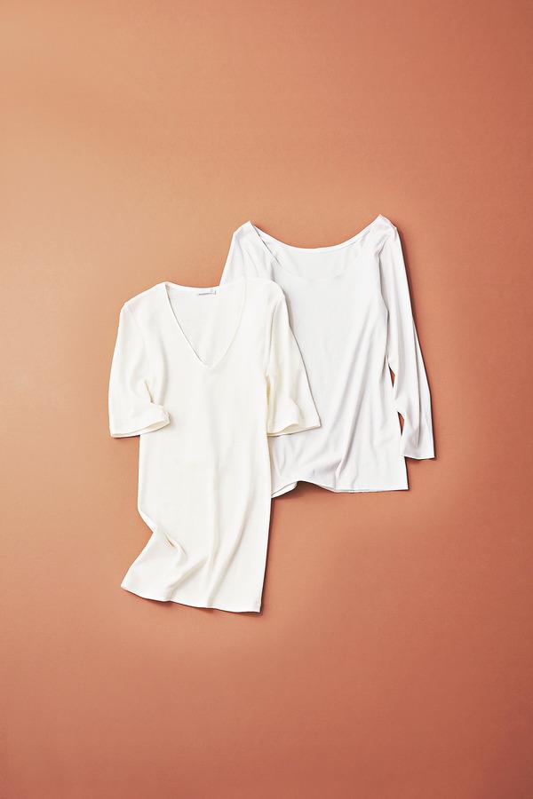 ファッション ハンロの高機能インナー
