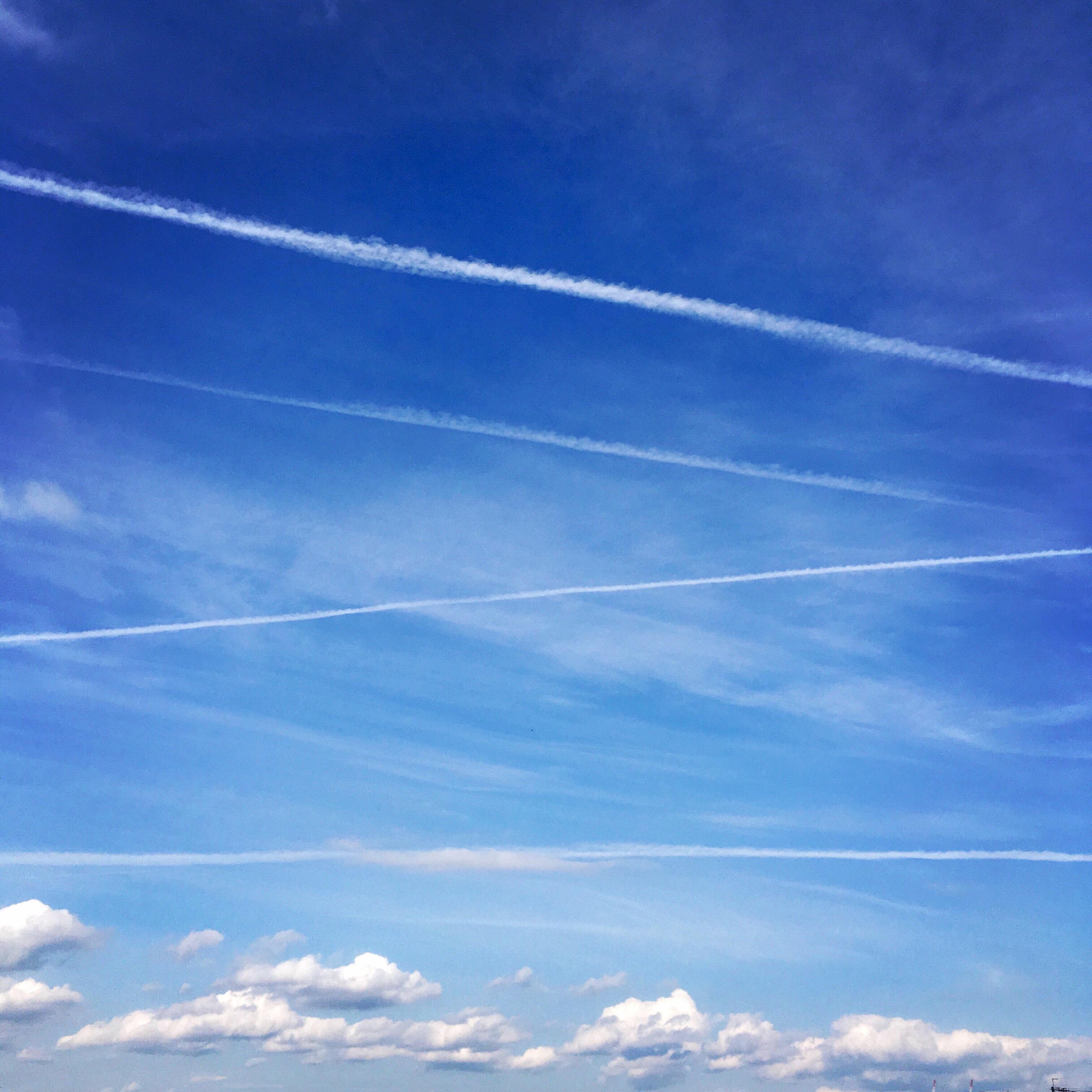ひこうき雲のコレクション。_1_1-1