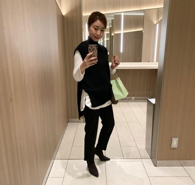 【ミニマルファッション方法論】モノトーンコーデ_1_2