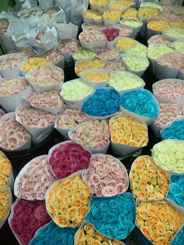 ジャカルタの花市場、Rawa Belong Flower Marketへ♪_1_4