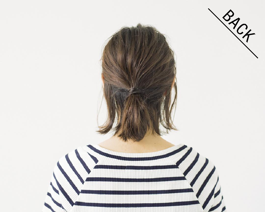 西野七瀬の#彼女感なまとめ髪♡ ボブのハーフアップ、ココが大事!_1_3-4