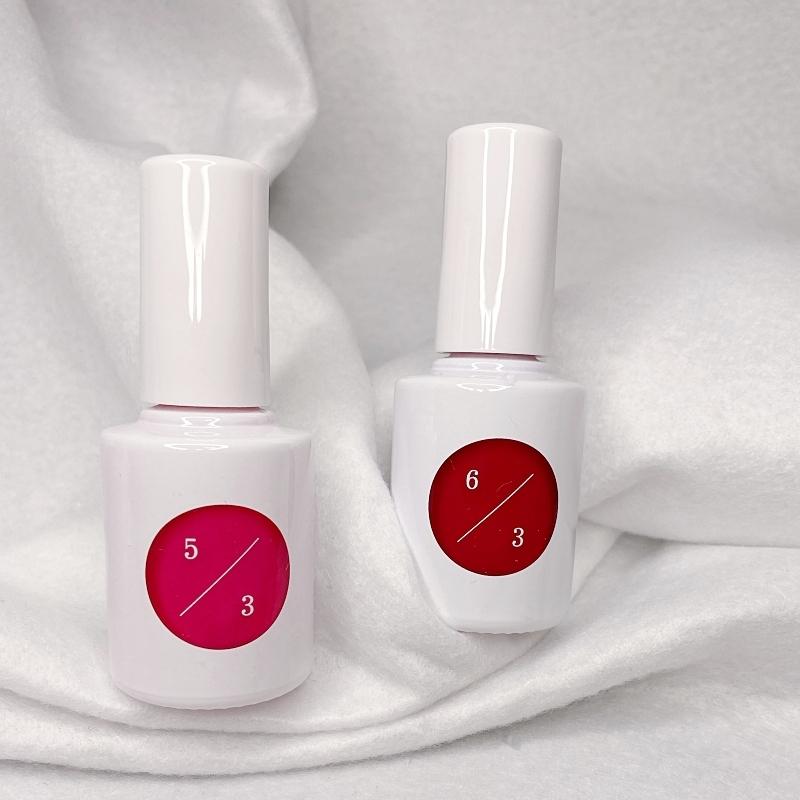 ukaのピンクスタディスリーのサンブンノゴとサンブンノロクはブルべ肌向き