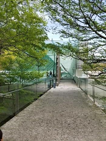ゴールデンウィーク前半は箱根 ポーラ美術館で開催中の流麻二果さんの展覧会へ!_1_5