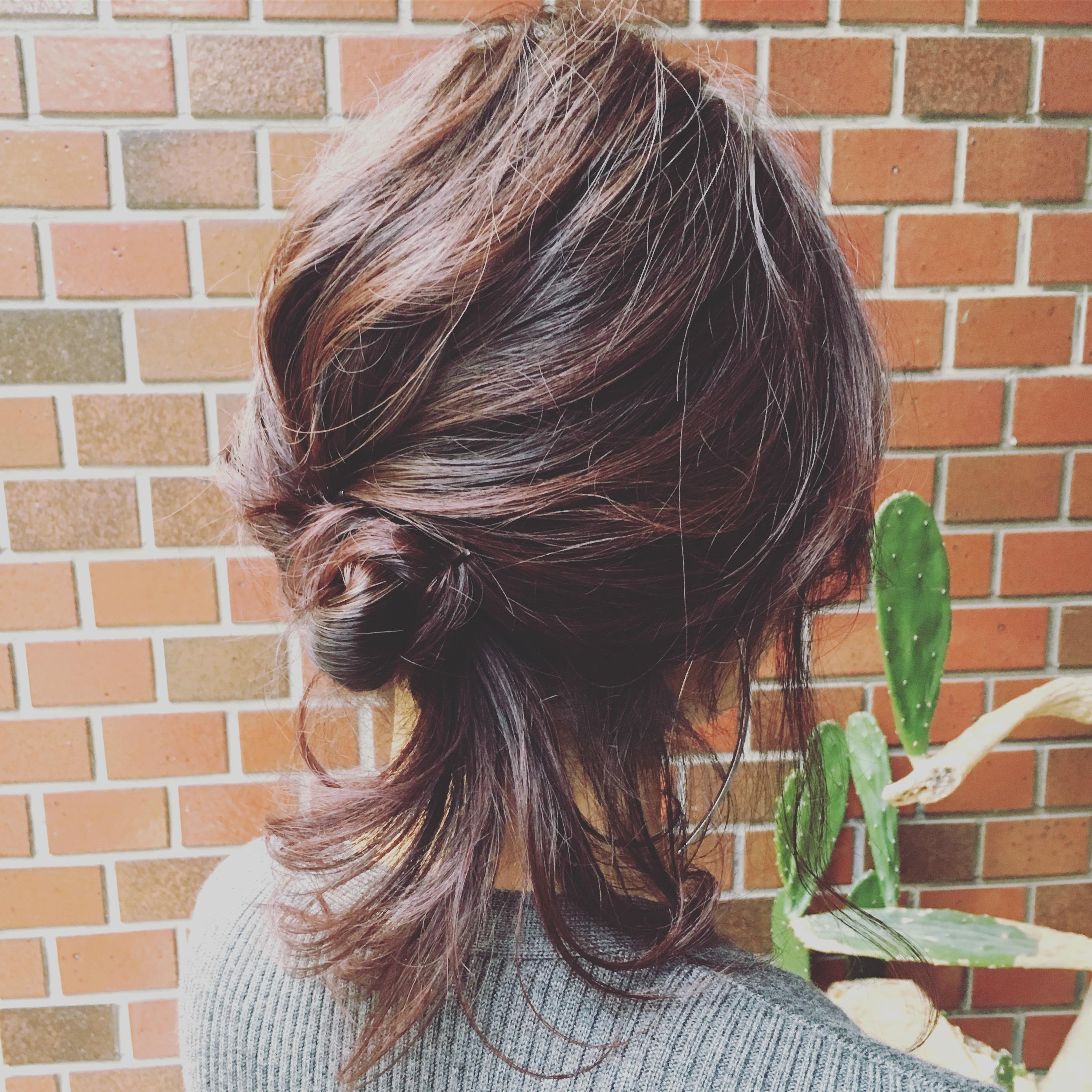 髪型をかえたいけどどうしよう。。。髪型変える?髪色変える?_1_1